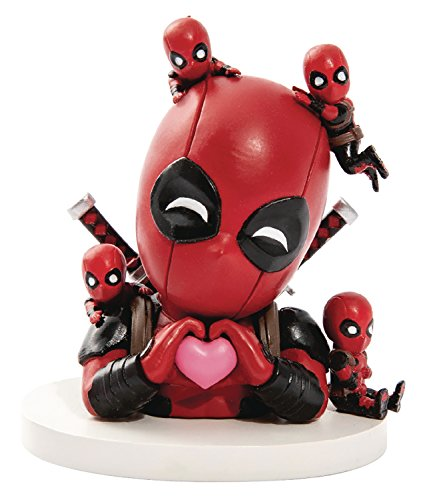 Beast Kingdom Marvel Comics Mea-004 Deadpool Daydream Mini Egg Attack Action Figure