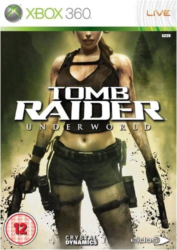 Tomb Raider: Underworld: Amazon.es: Videojuegos