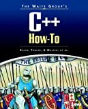 img - for The Waite Group's C++ How-To (How-To Series) book / textbook / text book
