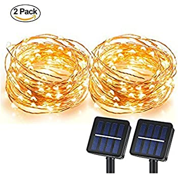 Solar String Lights Ankway 200 Led Fairy 8 Modes 3strands. Solar String Lights Sunlitec 100 Leds Starry Copper Wire Ambiance Lighting For Outdoor Gardens Homes Dancing. Wiring. Wiring Diagram Solar String Lights At Scoala.co