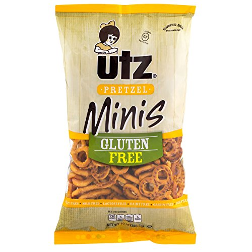 Gluten Free Pretzel Minis, Two 10-Ounce Bags