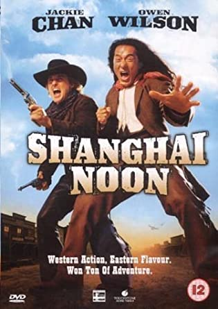 Amazoncom Shanghai Noon Owen Wilson Jackie Chan Tom Dey Movies Tv