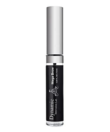 17942ce9616 Image Unavailable. Image not available for. Color: Dynamic Innovation Labs  - Mega Brow Growth Peptide Treatment
