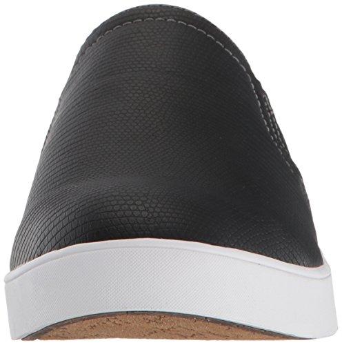 Dr. Scholls Femmes Luna Sneaker Lézard Noir Imprimer