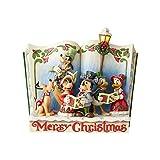 Enesco Disney Traditions by Jim Shore Storybook Christmas Carol