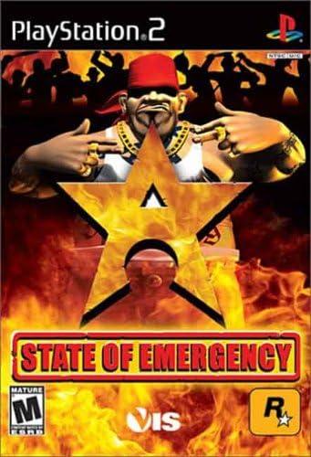State of Emergency (PS2) [Importación inglesa]: Amazon.es: Videojuegos