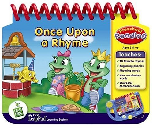 My First LeapPad Book: Once Upon a Rhyme by LeapFrog Enterprises (Image #1)