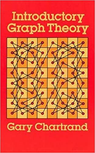 Introductory Graph Theory (Dover Books on Mathematics) by Gary Chartrand (2003-03-28)