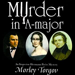 Murder in A-Major Audiobook