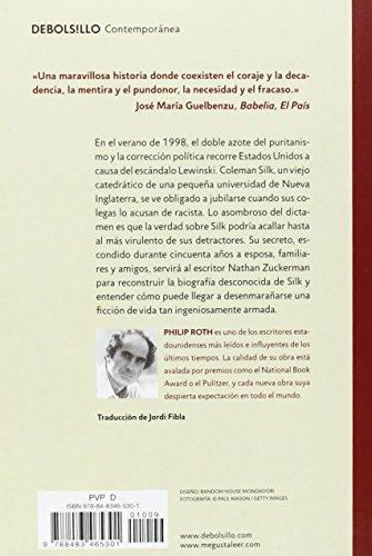 La mancha humana / The Human Stain (Spanish Edition)