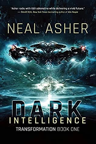 book cover of Dark Intelligence