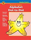 Alphabet Dot-to-Dot, Vincent Douglas and School Specialty Publishing Staff, 0769629466