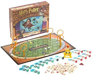 Quidditch: the Game (Harry Potter): University Game: Amazon.es: Juguetes y juegos