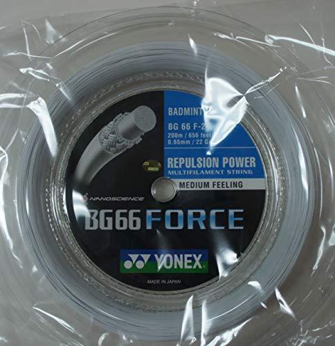 YONEX BG66 Force Badminton String 200 M Reel