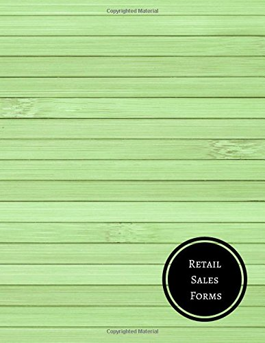 Retail Sales Forms: Retail Sales Inventory Log ebook