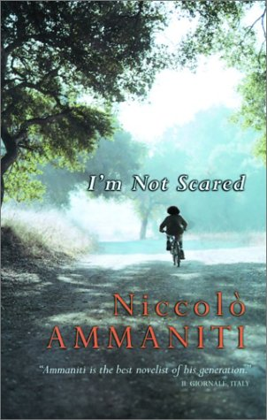 book cover of I\'m Not Scared