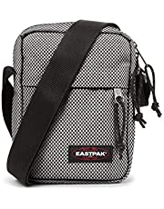 Eastpak The One Bolso bandolera, 21 cm, 2.5 L, Gris (Meshknit Black)