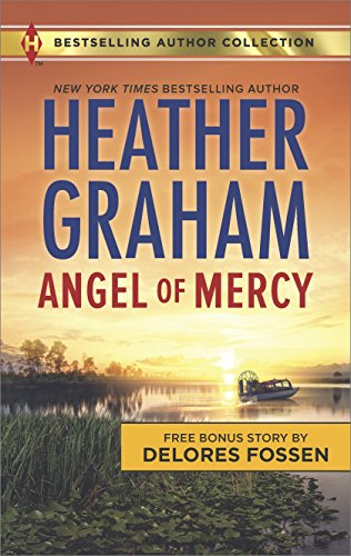 book cover of Angel of Mercy / Standoff at Mustang Ridge