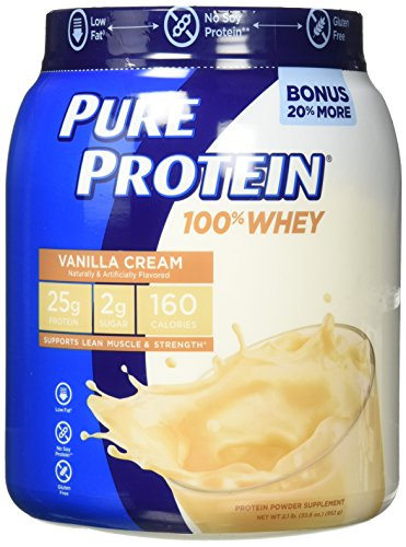 Pure Protein 100 Whey Powder