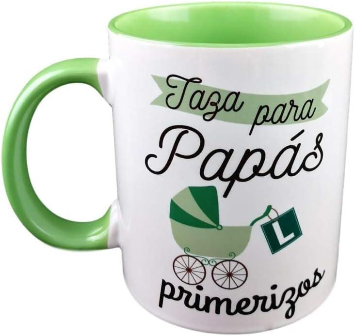 Taza Color Frase Taza para Papas PRIMERIZOS Regalo Padre Regalo Papa primerizo Novato