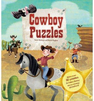[ Cowboy Puzzles ] By Maidment, Stella ( Author ) Aug-2012 [ Paperback ] Cowboy Puzzles