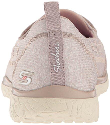 On Taupe Skechers Topnotch Damen Sneaker Slip Microburst 8OHqCwz
