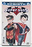 #6: Supersons #1 NM Rebirth Cover B DC Comics CBX31