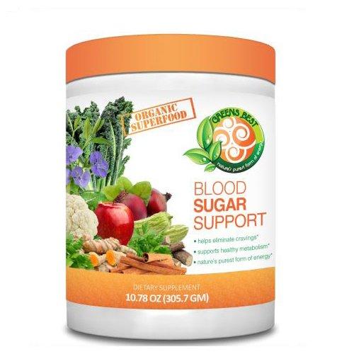 Fenugreek Blood Sugar - Green's Best Blood Sugar Support, 10.19 Ounce
