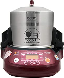 OCOO Electric Pressure Multi Cooker/OC-8000RV (For Vietnam)