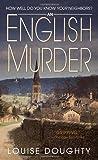 An English Murder, Louise Doughty, 0440236878
