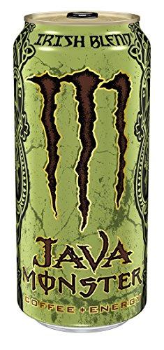Java Horror, Irish Blend, 15 Ounce (Pack of 12)