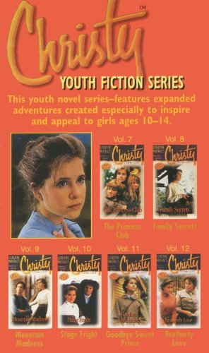 Christy Youth Fiction Series 6-Pack (Volumes 7-12)