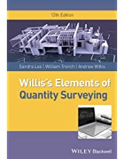 Willis's Elements of Quantity Surveying 12E