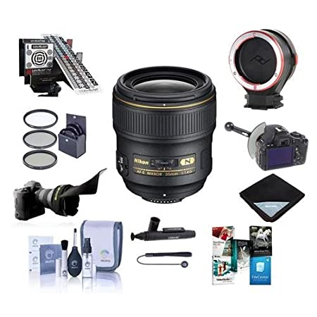 Review Nikon 35mm f/1.4G AF-S