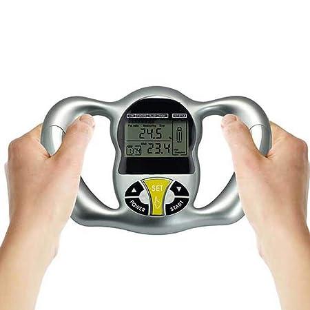 misurare il grasso corporeo a casa