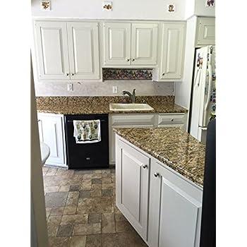 Marvelous Granite Counter Top: Gold Granite Look Peel And Stick Venetian Gold Granite  Counter. PET