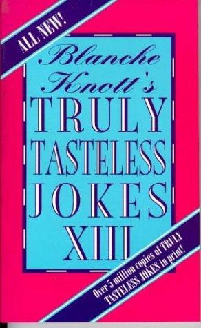 Truly Tasteless Jokes (0312951302 2359572) photo