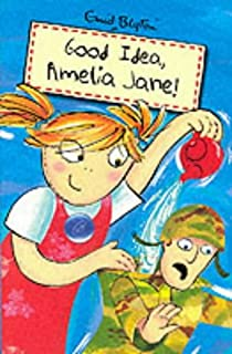 Image result for books by enid blyton amelia jane