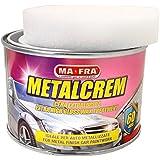 Crema cera extra lucida per auto 250 ml MA-FRA METAL CREM