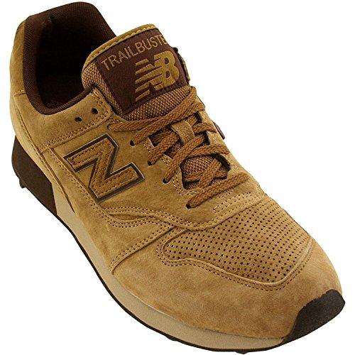 Nye Balance Mænds Tbtbkb Tan / Brun Sneaker 10 D (m), Tan / Brun, 44 D (m) Eu / 9,5 D (m) Dk
