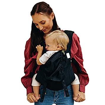 144aa0a36c4 Amazon.com   Boba Air Baby Carrier -Black - Breathable mesh Shoulder ...