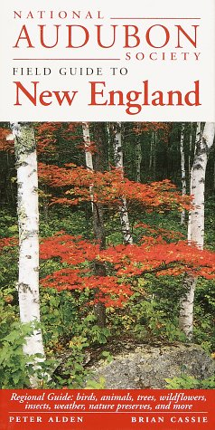 National Audubon Society Regional Guide to New England (National Audubon Society Field Guide to New England) - Book  of the National Audubon Society Field Guides