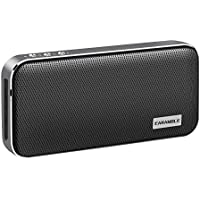 Earamble Ultra Portable Outdoor Bluetooth V4.2 Speaker HiFi Stereo Louder Volume 10W+, Water Resistant, Built-in Mic Handsfree, 12Hours Play Time