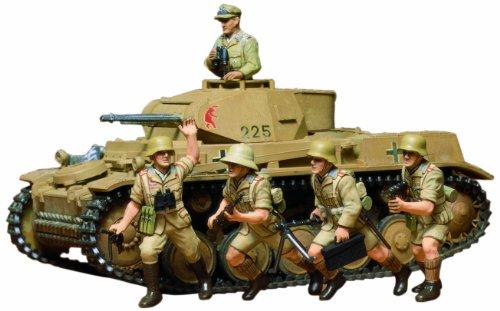 Tamiya 1:35 Panzer Kampfwagen II Ausf. F/G (Tamiya Military Models)