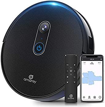 Amarey A980 Robot Vacuum with Vision Mapping Camera