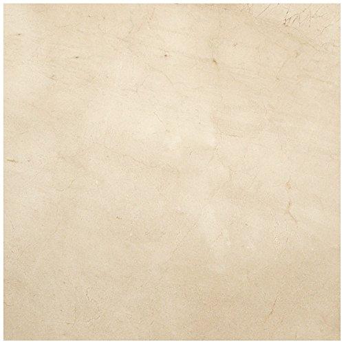 Dal-Tile M7221818121L- Marble Tile, Crema Marfil Classico Polished