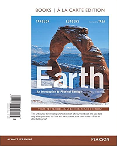 Earth an introduction to physical geology books a la carte earth an introduction to physical geology books a la carte edtion 12th edition 12th edition fandeluxe Gallery