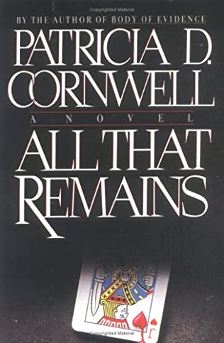 book cover of All That Remains