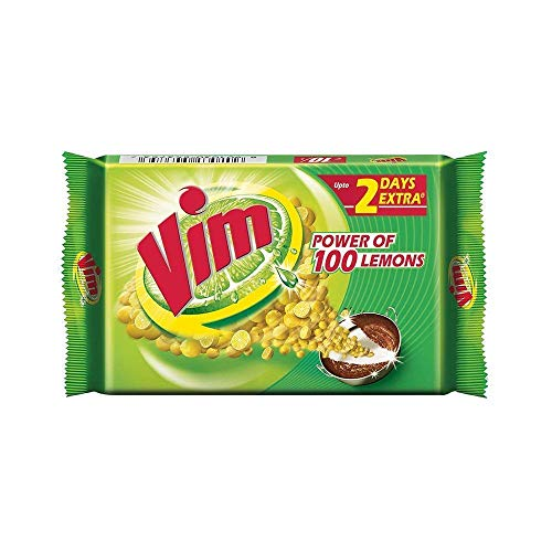 Vim Dishwash Bar    200x3  gm   Pack of 6