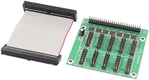 IIVVERR LED Display 160 Pin Control Converter Board HUB75 ...